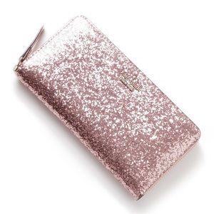 Kate Spade glitter bug Wallet